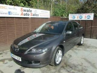 2007 MAZDA 6 TS D 2.0L PERFECT FAMILY CAR IDEAL FOR LONG DISTANT DRIVING