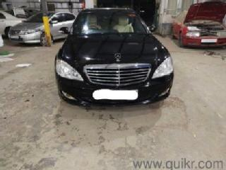 Black 2007 Mercedes Benz S Class S 350 CDI 87,000 kms driven in S V Marg
