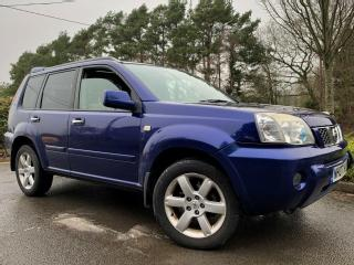 2007 NISSAN X TRAIL 2.0 DCI COLUMBIA TRADE CLEARANCE HPI CLEAR DRIVES WELL
