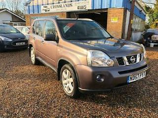 2007 Nissan X Trail 2.0 dCi Sport Expedition 5dr ESTATE Diesel Manual