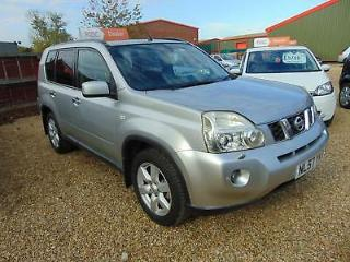 2007 Nissan X Trail 2.0dCi 148 automatic 2008MY Aventura Explorer