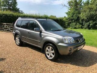 2007 Nissan X Trail 2.2dCi 136 Columbia 5dr, Only 64000 Miles From New !