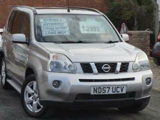 2007 Nissan X trail Sport Exped Dci A Sport Expedition 2