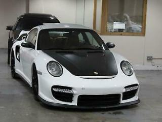 2007 Porsche 911 3.6 997 Turbo Tiptronic S AWD 2dr LEFT HAND DRIVE LHD