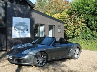 2007 Porsche Boxster 3.4 S 987 One Owner 33,000 miles, FSH, £289 PER MONTH