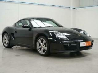 2007 Porsche Cayman 2.7 2dr 2 door Coupe