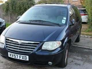2007 Reg:57 CHRYSLER GRAND VOYAGER EXEC 2.8 CRD AUTO DIESEL 7 SEATER MPV