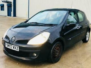 2007 Renault Clio 1.4 Privilege 5 door FREE 1 YEAR MOT