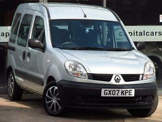 2007 Renault Kangoo 1.6 16v Authentique 5dr