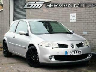 2007 RENAULT MEGANE 2.0 RENAULTSPORT LUX 3DR *FINANCE AVAILABLE
