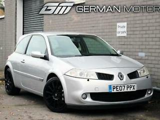 2007 Renault Megane 2.0T 225 Renaultsport LUX *FINANCE AVAILABLE