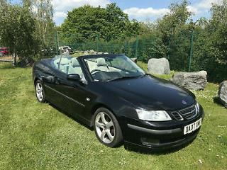 2007 Saab 9 3 1.8t Vector Convertible REDUCED SALE PRICE