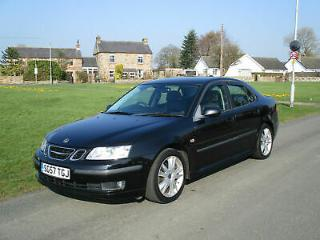 2007 Saab 9 3 1.9TiD 150ps Vector Sport Anniversary P/EX To Clear