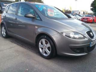 2007 Seat Altea Reference Sport 1.6