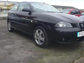 2007 SEAT IBIZA 1.4 TDi Reference Sport 3dr