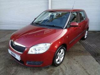 2007 Skoda Fabia 1.4 TDI PD 80 2 5dr 5 door Hatchback