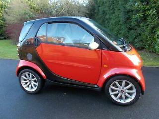 2007 Smart fortwo 0.7 City Pure 3dr