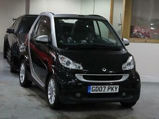 2007 Smart fortwo 1.0 Passion Cabriolet 2dr