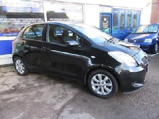 2007 TOYOTA YARIS 1.3 ZINC, ONE OWNER FROM NEW, 57k, SERVICE HISTORY, LOW TAX