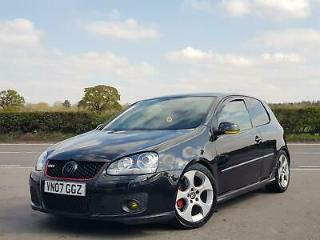2007 Volkswagen Golf 2.0T GTI 3dr Hatchback Petrol Manual