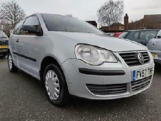 2007 Volkswagen Polo 1.2 60PS FULL SERVICE HISTORY