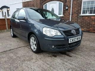 2007 Volkswagen Polo 1.4 TDI Low Miles Cheap tax