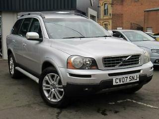 2007 Volvo XC90 2.4 D5 SE Geartronic AWD 5dr