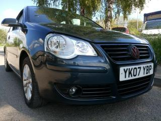 2007 VW POLO 1.4 PETROL AUTOMATIC COLD AIR JUST SERVICED