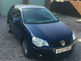 2007 VW Volkswagen Polo 1.4 Excellent Condition 37K FSH Automatic 3dr