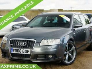 2008 08 AUDI A6 2.7 V6 TDI LE MANS EDITION AUTOMATIC JUST SERVICED + MOT 2020