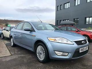 2008 08 Ford Mondeo 2.0 TDCi Zetec / 12 Months MOT / Full Service History
