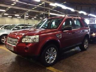 2008 08 LAND ROVER FREELANDER 2 2.2 TD4 HSE 4x4 * SAT.NAV * Htd.Elec.Mem.Leather