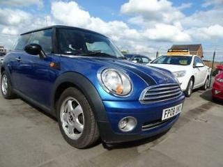 2008 08 MINI HATCH COOPER 1.6 COOPER 1 OWNER FROM NEW