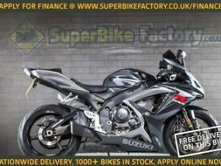 2008 08 SUZUKI GSXR750 749CC GSXR 750 K6 NATIONWIDE DELIVERY, USED MOTORBIKE