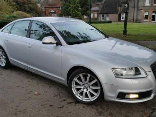 2008 58 AUDI A6 C6 2.0 TDi SE EDITION 136 BHP LOW MILAGE FHS FACE LIFT MODEL