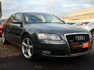 #NOW SOLD# 2008 58 Audi A8 3.0TDI quattro Sport #IMMACULATE#
