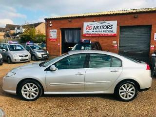 2008 58 Renault Laguna 2.0 dCi 150 Dynamique S Silver 5dr Hatch, *ANY PX