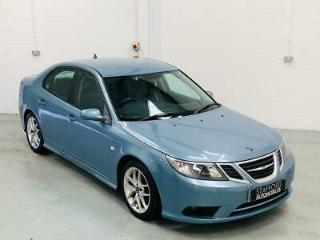 Saab 9 3 Vector Sport Auto 2008 1.9 DTH 150 Diesel Blue Saloon 93 Automatic