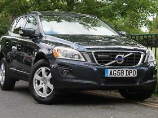 2008 58 Volvo XC60 2.4 D5 SE Geartronic AWD 5dr