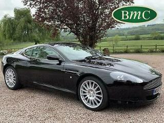 2008 Aston Martin DB9 5.9 Seq 2dr