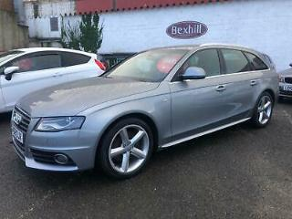 2008 Audi A4 2.0 TDI 143 S Line 5dr [Start Stop] Diesel grey Manual