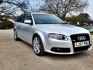 2008 Audi A4 Avant 2.0TDI 170PS S Line Special Edition #FinanceAvailable