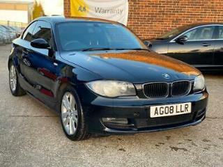 2008 BMW 1 Series 2.0 120d SE 2dr