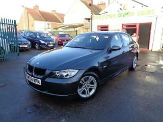 2008 BMW 320D 2.0 SE 3 Series 320 Diesel Manual Grey 4 Door