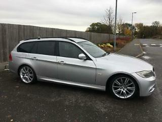 2008 BMW 3 Series 2.0 320d M Sport Touring 5dr