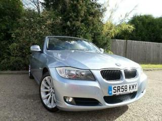 2008 BMW 3 Series 2.0 320i SE 4dr