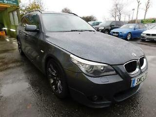 2008 BMW 5 SERIES 520D M SPORT TOURING HUGE SPEC! NOT TO BE MISSED! ESTATE DIESE