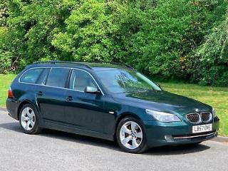 2008 BMW 5 Series 530D SE Touring Auto 5 Door Diesel Estate