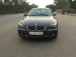 2008 BMW 5 Series 523i 72000 kms driven in Dilshad Garden