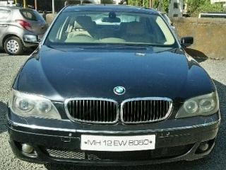 bmw 7 series 2008 730LD
